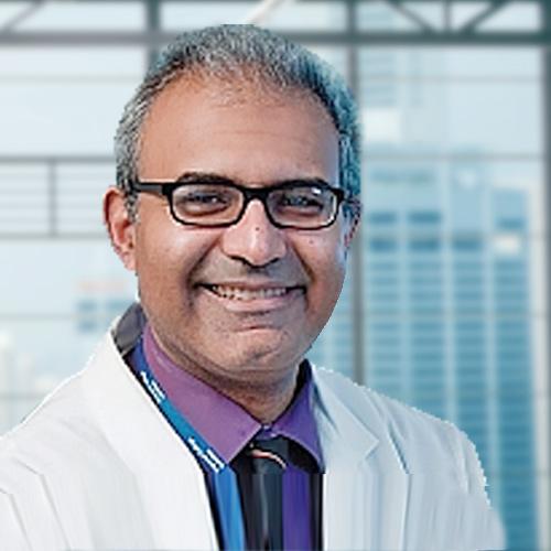 Hani Gabra, MD, PhD, FRCP